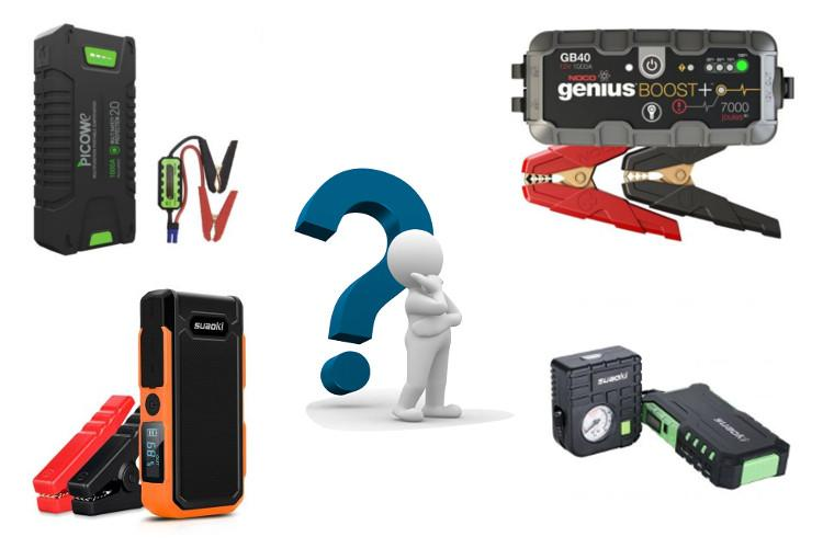 booster baterie comparatif lequel choisir ?