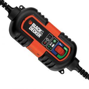 chargeur et mainteneur de batterie black+decker