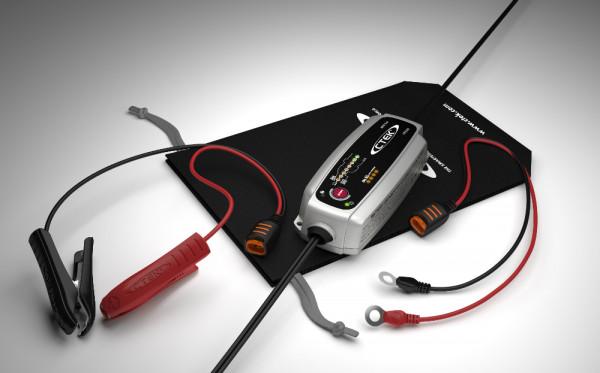 CTECK MXS5.0 chargeur intelligent pour voiture et moto