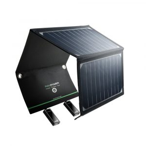 RAVPower Ismart solaire 16w