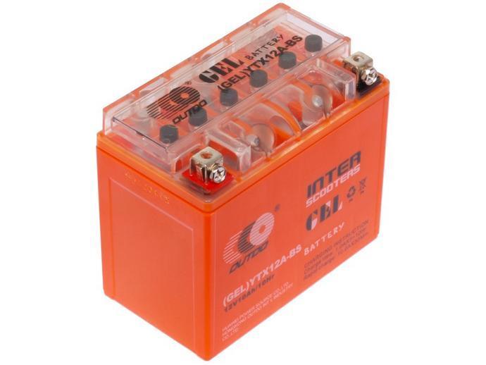 batterie gel pour moto