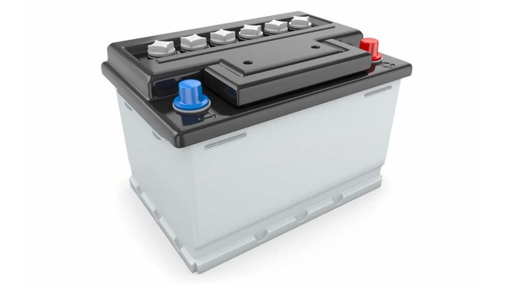 batterie standard non etanche