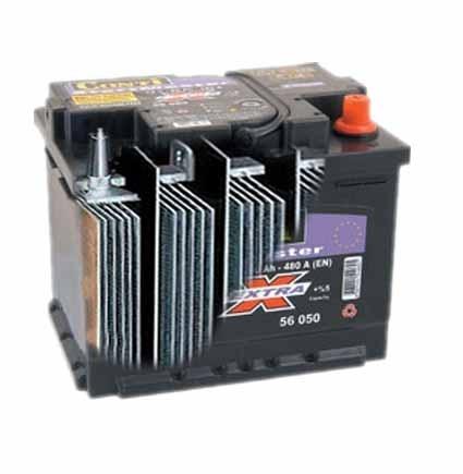interieure batterie au plomb étanche standard