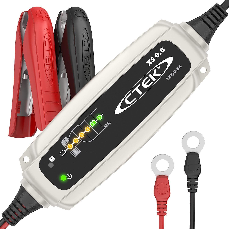 CTEK XS 0.8 Mainteneur en charge de batteries en Promo -17%