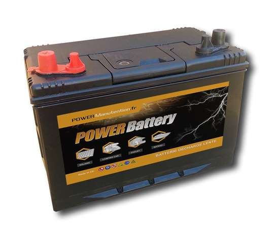 batterie decharge lente-power battery camping car