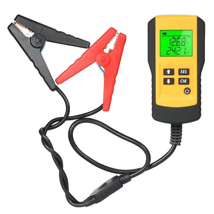 KKmoon 12 LCD Testeur