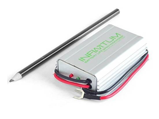 infinitum 12v désulfateur régénrateur batterie