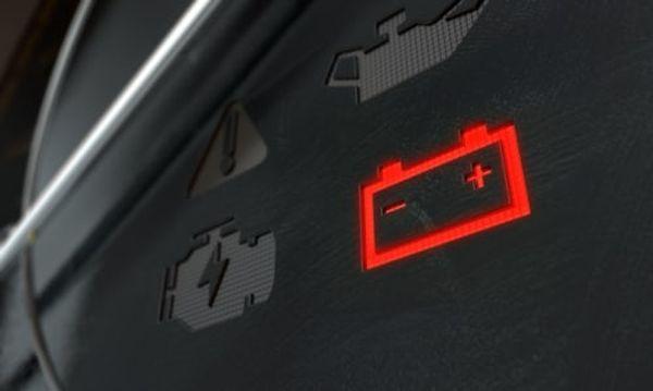 voyant batterie voiture panne